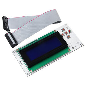 Geeetech Mightyboard 20x4 Lcd 2004 Controller Expansion Board For Makerbot