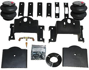 Tow Assist Overload Airbag Suspension Kit Airride Lift 5000 Lbs 2011 2015hd Chev