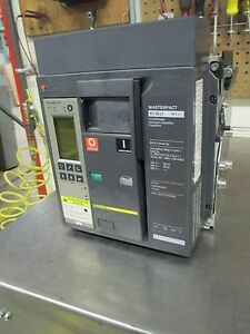 Sq D Masterpact Breaker Nt08l1 800a Frame 600a Rated Mo do 5 0p W Lsi Used E ok