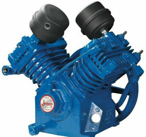 Bare Replacement Pump without Unloaders Emglo W Jenny 421 1501