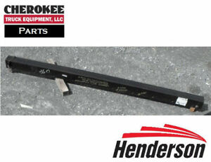 Henderson 81942 Steel Cutting Edge 1 2 X 6 X 132 For Rsp Snow Plow