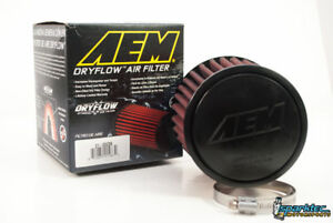 Aem Universal 2 75 Dryflow Air Intake Cone Filter 21 202dk Car Truck Suv New
