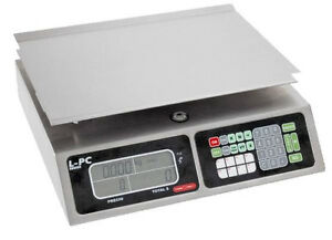 Tor rey Lpc 40l 40 Lb Portable Price Computing Scale Ntep Legal For Trade New