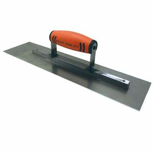 Kraft Tool Heavy Duty Gunite Concrete Trowel 18 X 4