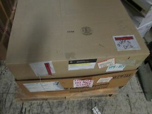 Ge Hi break Circuit Breaker Shd16b216 1600a 240 480 600v 3p New Surplus