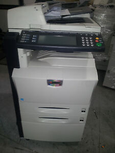 Kyocera Km c3232e low Meter Less Then 300k