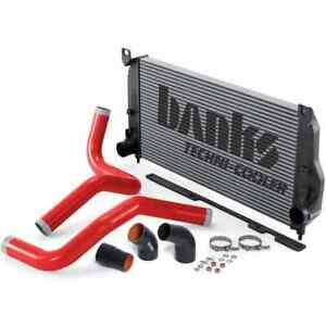 Banks Techni cooler Intercooler For 2004 5 2005 Gmc chevy 6 6l Duramax Lly 25978