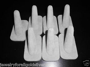 7 Single Jewelry Ring Displays 14