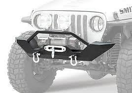 Jeep Wrangler Tj Xrc Front Bumper W Winch Plate Ultimate Accessories 76800