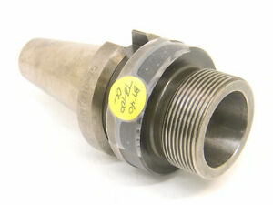 Used Bt40 X Tg100 Collet Chuck Bt40 ntg10 75 missing Collet Nut