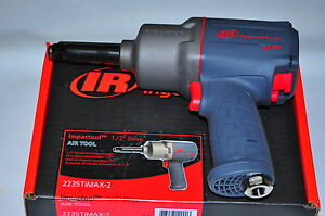 Ingersoll Rand 2235timax 2 1 2 Impact Wrench With 2 Inches Extend Anvil Usa