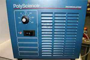 Polyscience Recirculator Pc bo 082550 vwr Model 117 612 082550 vwr frde