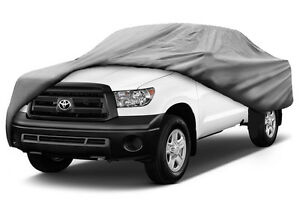 Waterproof Truck Car Cover For Dually Crew Cab Long Bed Up To 22 In Length