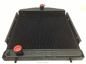 Lincoln Welder Radiator 200 250 Amp Fits Oe s G1087 H19491 G10877198