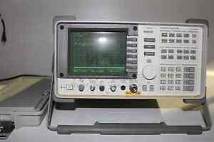 Agilent 8563a Spectrum Analyzer 9khz 26ghz