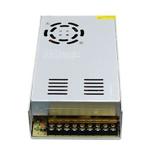 5x 12v Dc 30a 360w Regulated Switching Power Supply
