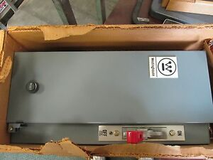 Westinghouse Circuit Breaker Combination A206sobab Size 0 15a 3ph 208 220v Coil