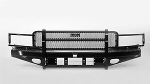 Ranch Hand Fbd065blr Winch Ready Front Bumper For Dodge Ram 1500 2500 3500
