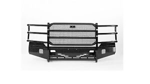 Ranch Hand Fsf111bl1 Summit Series Front Bumper For Ford F 250 f 350 f 450 f 550