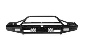 Ranch Hand Btc081blr Legend Series Front Bumper Replacement For Silverado 2500hd