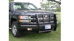 Ranch Hand Fsc08hbl1 Summit Series Front Bumper Replacement For Silverado 1500