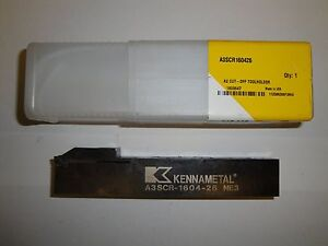 Kennametal 1803647 Indexable Cut off Toolholder