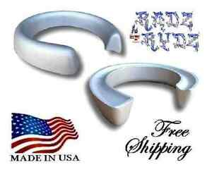 1983 2014 Ford Ranger Mazda B 2wd 2 5 Lift Front Coil Spacers Leveling Lift Kit