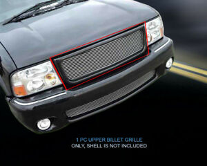 Fits 98 03 Gmc S 15 Pickup s 15 Jimmy sonoma Billet Grille Grill