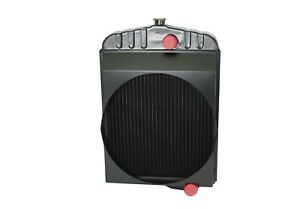 Tractor Radiator Fits Oliver 1550 1555 1600 1650 1655 Models 163342as 163343as