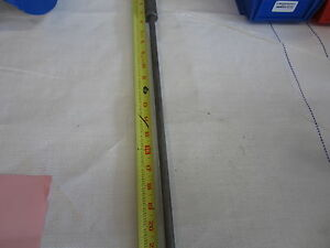 Bridgeport Drawbar 12183920 1218 3920