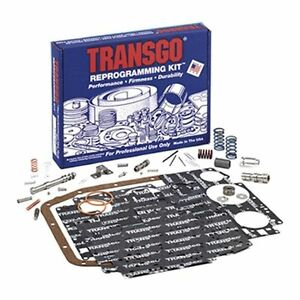 Ford Aode Transmission Transgo Shift Kit Stage 2 Aode 4r70w Aode Hd2 T76171e