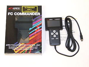 Apexi 415 A030 Power Fc Universal Hand Held Oled Commander Unit Controller