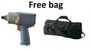 Ingersoll Rand Irt 2235 2235timax 1 2 Drive Air Impact Wrench Gun With Free Bag