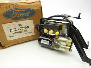 Nos New Oem Ford Explorer 2 Door Abs Anti Lock Brake Pump Fits Thru 3 95