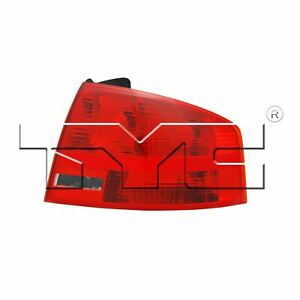 Right Side Outer Tail Light Assembly For 2005 2008 Audi A4 A4 Quattro Sedan