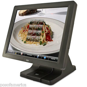 Pos x Evo Tp4 All in one 2gb Ram Restaurant Touch Pos Posready 7 For Xera Pos