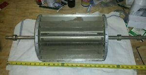 Dough Cutter For A Moline Lvo Rondo Sheeters