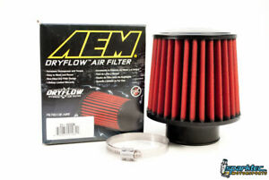 Aem Universal 3 Dryflow Air Intake Cone Filter 21 203dk Car Truck Suv New