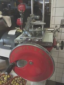 Manual Berkel Slicer