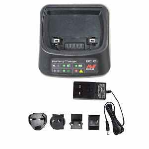 Minelab Ctx 3030 Gpz 7000 Charger Station For Li Battery Wireless Module