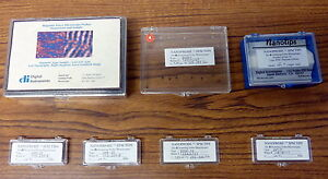 Nanoprobe Smp Tips For Di Scanning Probe Microscope lot Of 7 Boxes