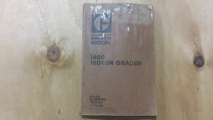 Caterpillar 140g Motor Grader Parts Book