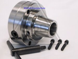 Bostar Plain Back 5c Collet Chuck Closer Lathe Use 5c Collet