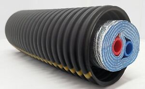 250 Ft Of Commercial Grade Ez Lay Five Wrap Insulated 3 4 Nb Pex Tubing
