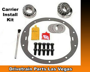 Koyo Carrier Install Rebuild Kit Gm Chevy 8 875 12 Bolt Style Car 1965 1972 New