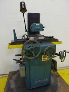 Ko Lee Surface Grinder S714bre Used 59727