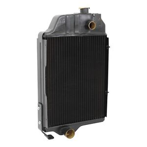 At20849 John Deere Tractor Radiator Jd300 Jd301 820 830 930 1130 1530 At20849