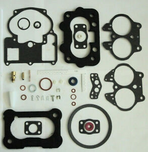 1973 90 Carb Kit Rochester 2 Barrel Chevy Gmc Truck 350 Engines Ethanol Tol