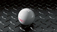 Trd Fj Cruiser Tacoma 6 speed Shift Knob Genuine Toyota Accessory Ptr26 35060