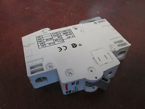 Cutler hammer Circuit Breaker Wms1d06 6a 240v 1p lot Of 6 Used